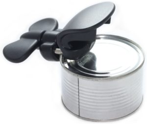 Bartelli 3 in 1 can opener for lefty