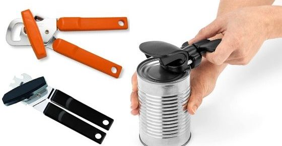 Best Can Openers for Left Handed People