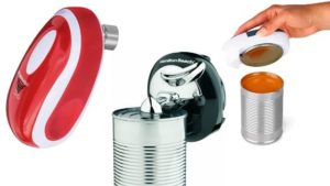 Best Hand Free Can openers review