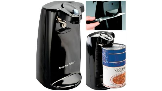 Electric Countertop can opener